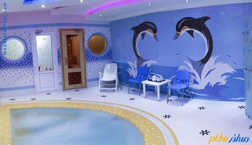 استخر هتل اسپینو مشهد