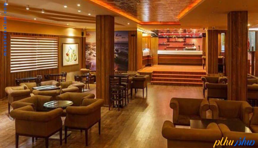 کافی شاپ هتل فلامینگو کیش