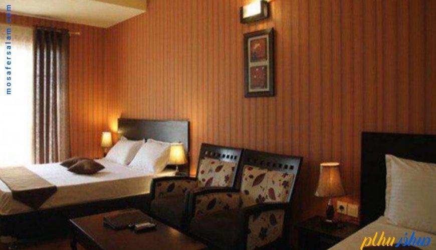 اتاق هتل گاردنیا کیش