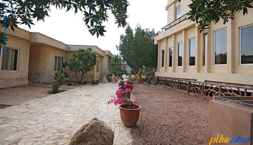 فضای باز هتل گاردنیا کیش