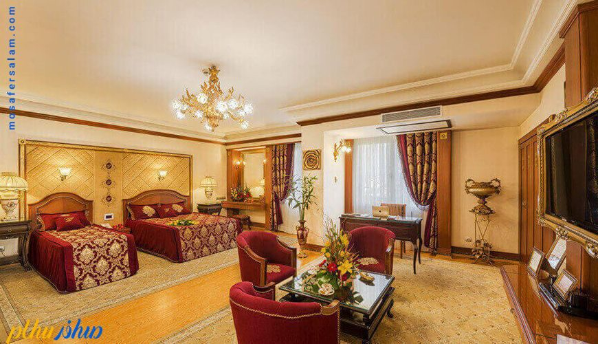 otagh hotel ghasre talayi mashhad