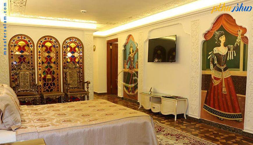otagh ghajar hotel ghasre talayi mashhad