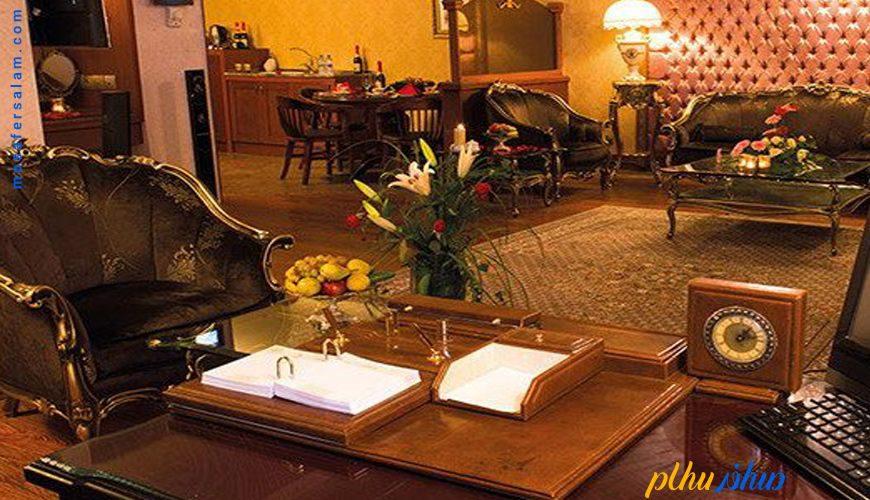 aparteman hotel ghasre talayi mashhad