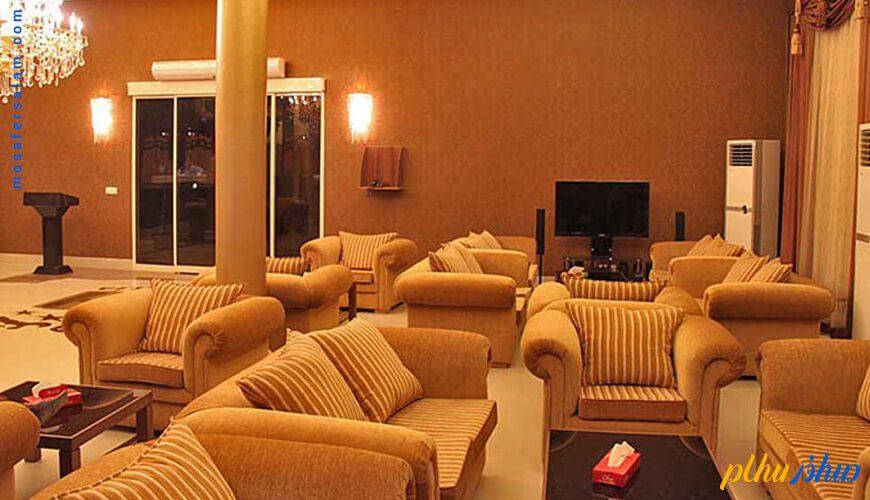 لابی هتل هلیا کیش