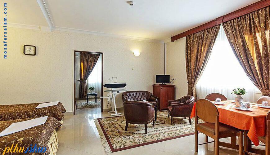 سوئیت هتل هلیا مشهد