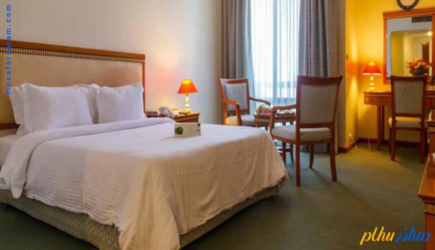 اتاق هتل هما تهران