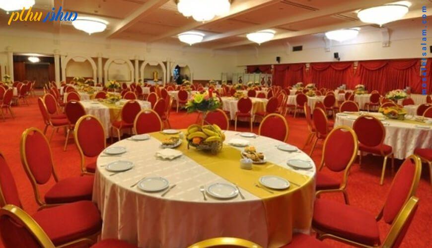 تالار پذیرایی هتل هما تهران