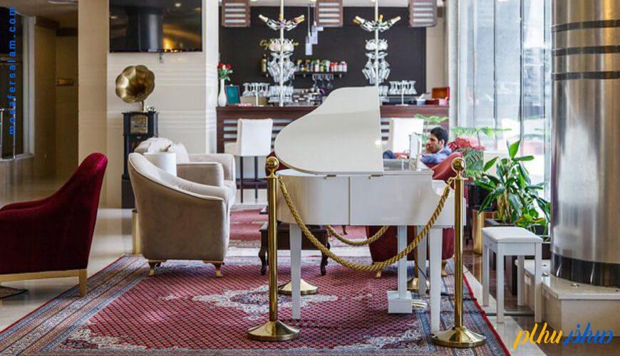 لابی هتل ایران کیش