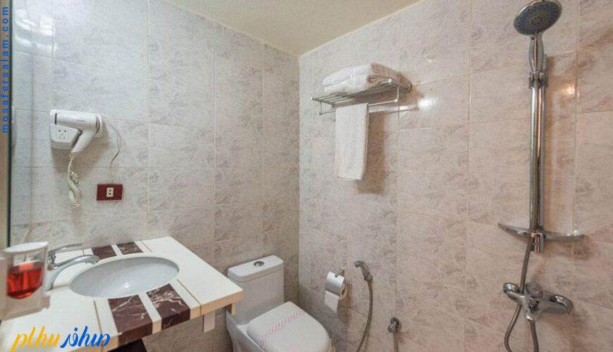 سرویس بهداشتی هتل جام جم کیش