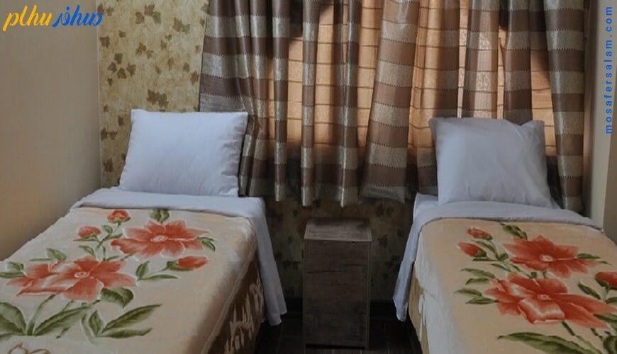 اتاق هتل جمشید اصفهان