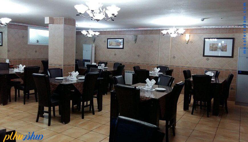 رستوران هتل جمشید اصفهان