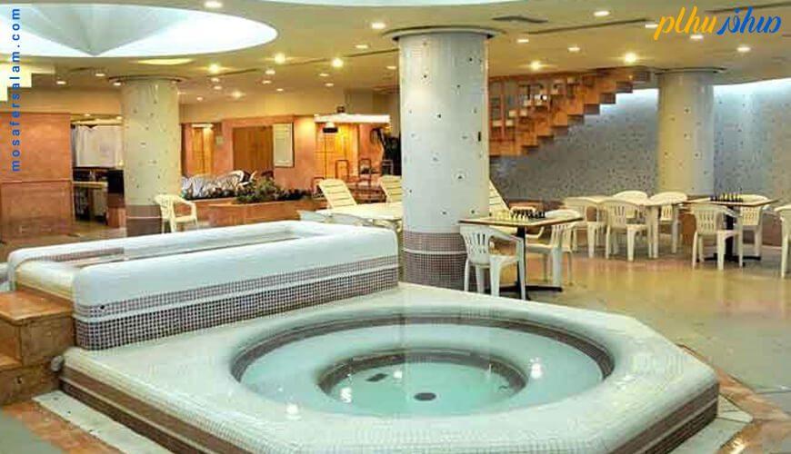 جکوزی هتل جواد مشهد