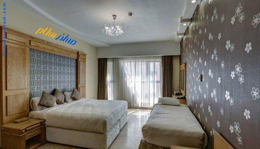 otagh 3 takhte hotel kosar nab mashhad