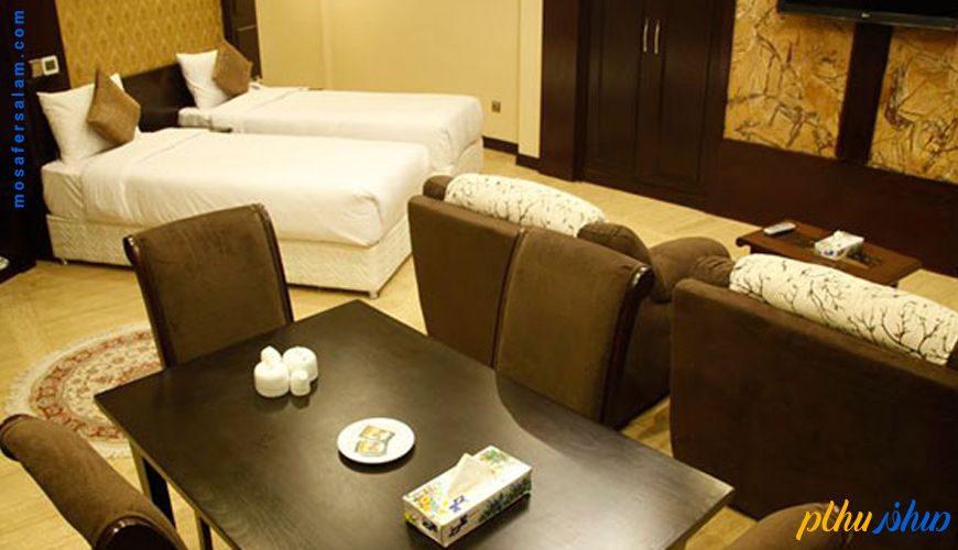 otagh hotel kosar nab mashhad