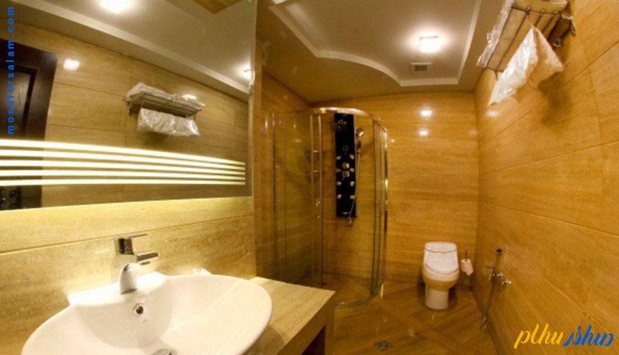 wc hotel kosar nab mashhad