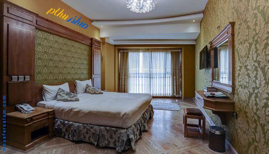 otagh 2 takhte hotel kosar nab mashhad