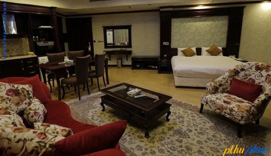 aparteman hotel kosar nab mashhad