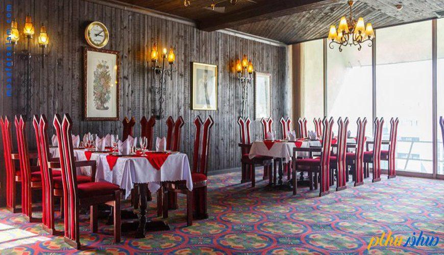 رستوران هتل لاله تهران