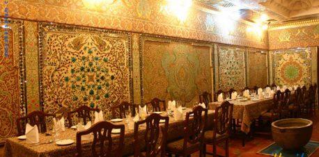 رستوران سنتی هتل لاله تهران
