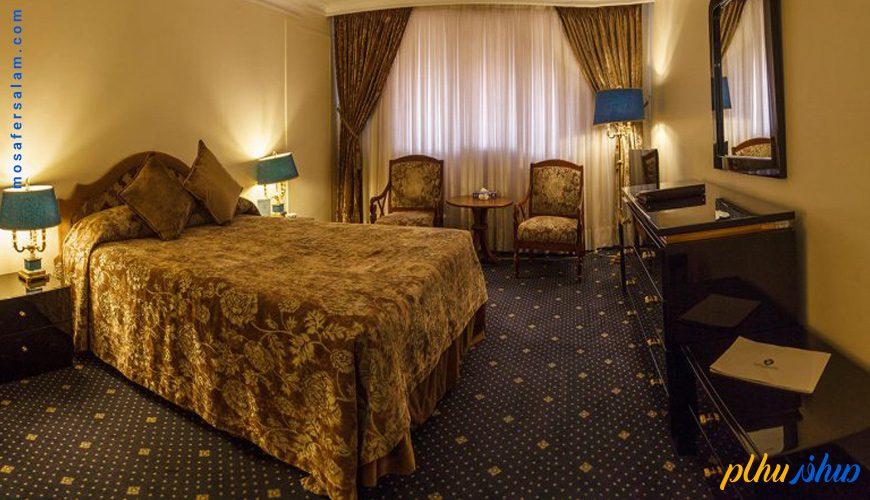 اتاق هتل لاله تهران