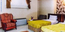 اتاق هتل ماهان اصفهان