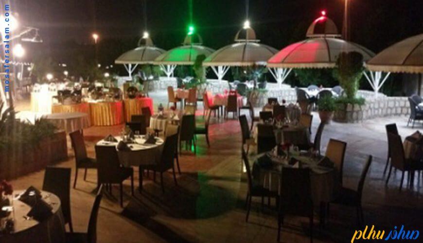 رستوران هتل مارینا پارک کیش