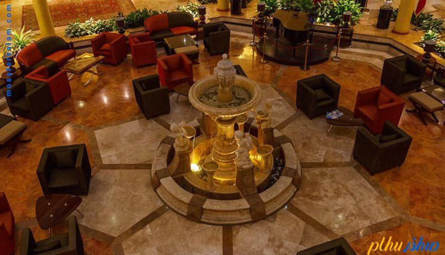 کافی شاپ هتل مارینا پارک کیش