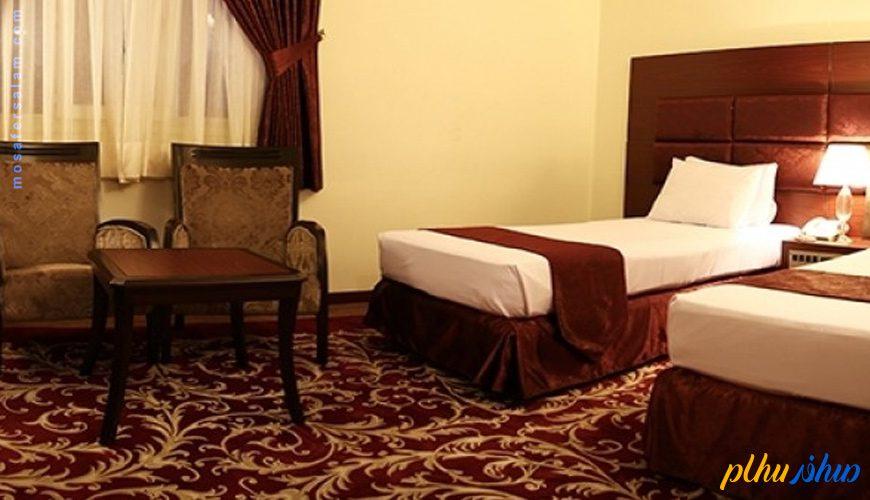 اتاق هتل مشهد مشهد