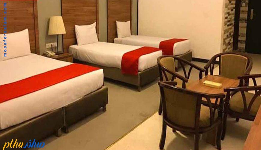 اتاق هتل پارس نیک کیش
