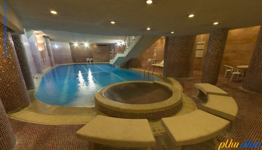 مجموعه آبی هتل پارس شیراز