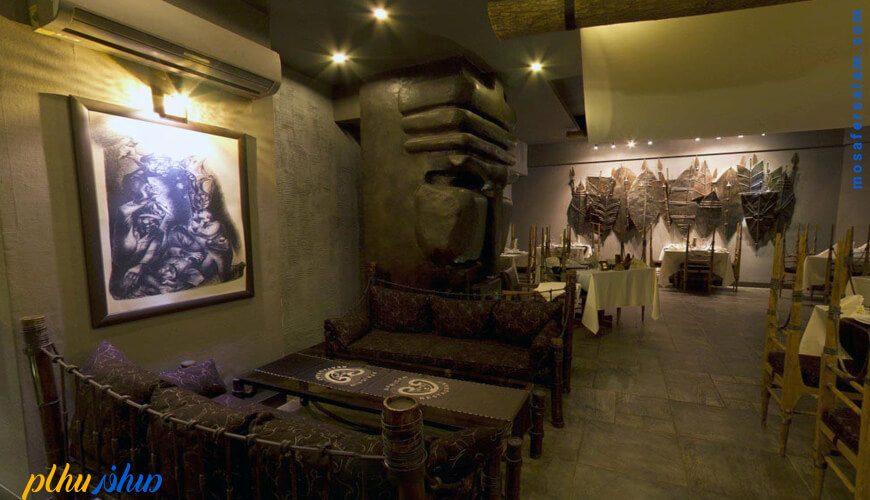 کافه هتل پارس شیراز