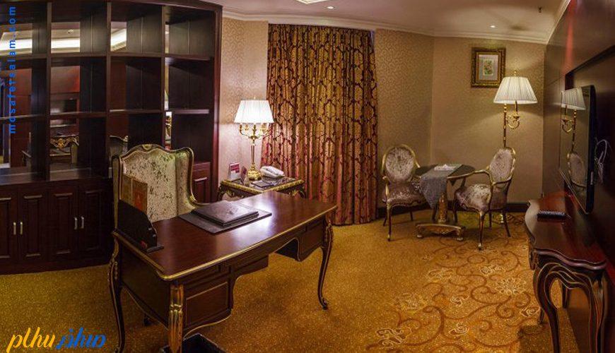 اتاق هتل پارسیان آزادی تهران