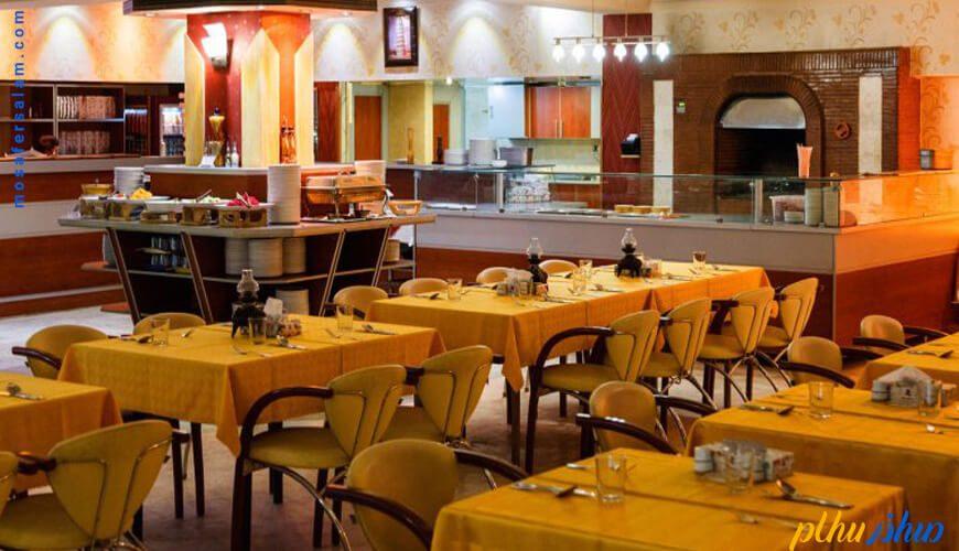رستوران ونیز هتل پارسیان عالی قاپو اصفهان