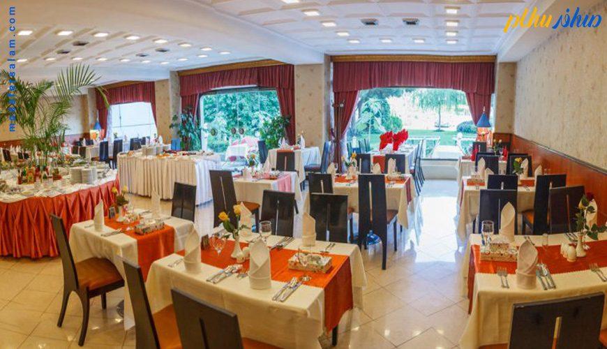رستوران هتل پارسیان استقلال تهران