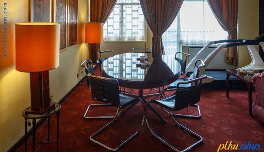 سوئیت هتل پارسیان استقلال تهران