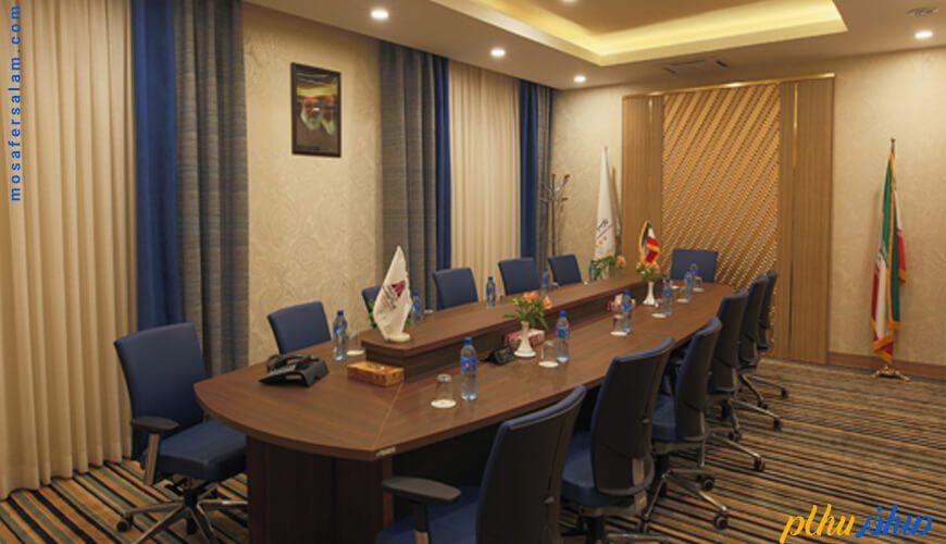 اتاق کنفرانس هتل پارسیان کوثر اصفهان