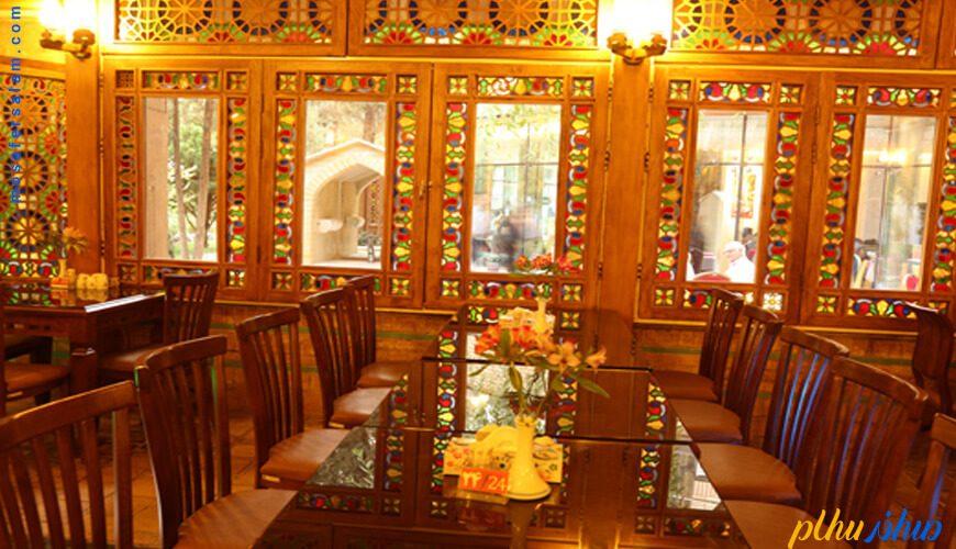 رستوران سنتی هتل پارسیان کوثر اصفهان