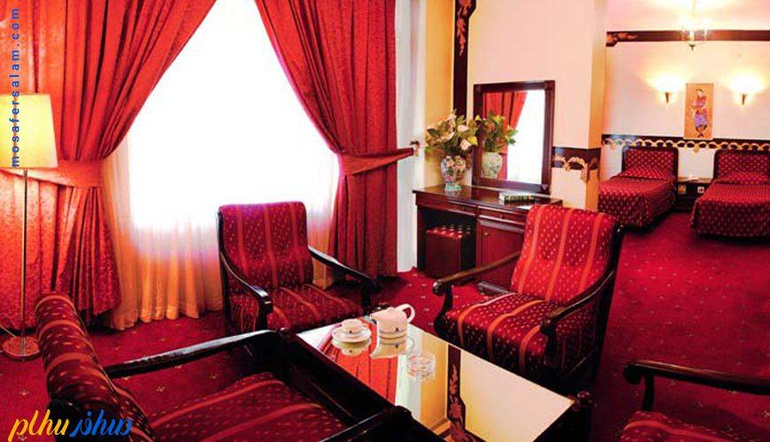 سوئیت هتل پارسیان کوثر تهران