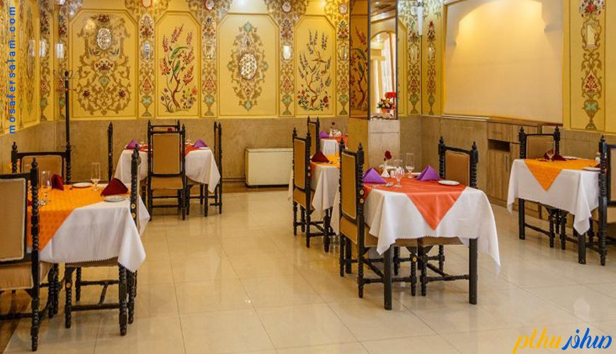 رستوران هتل پارسیان کوثر تهران