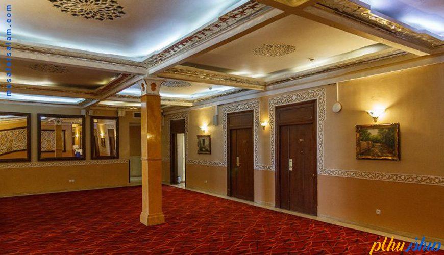 فضای داخلی هتل پارسیان کوثر تهران