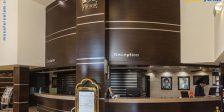پذیرش هتل پارسیان اوین تهران