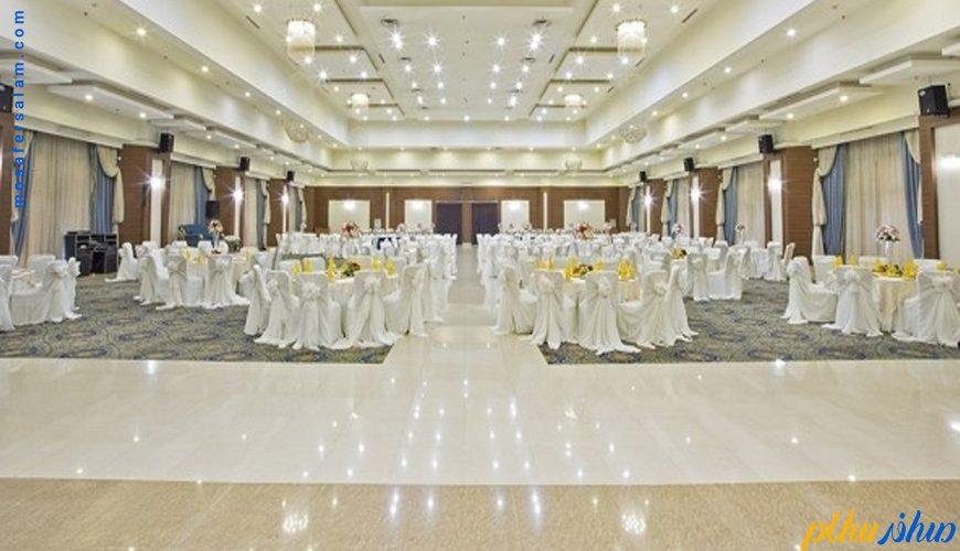 تالار هتل پارسیان اوین تهران