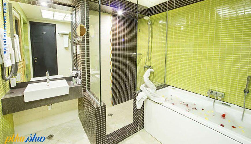 حمام هتل پارسیان اوین تهران