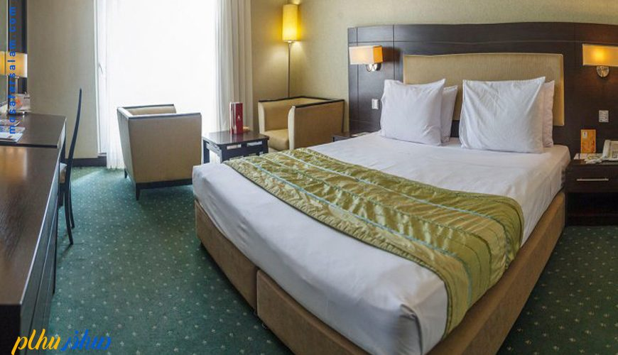 اتاق هتل پارسیان اوین تهران