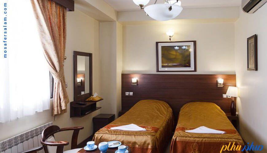 اتاق هتل پارت اصفهان
