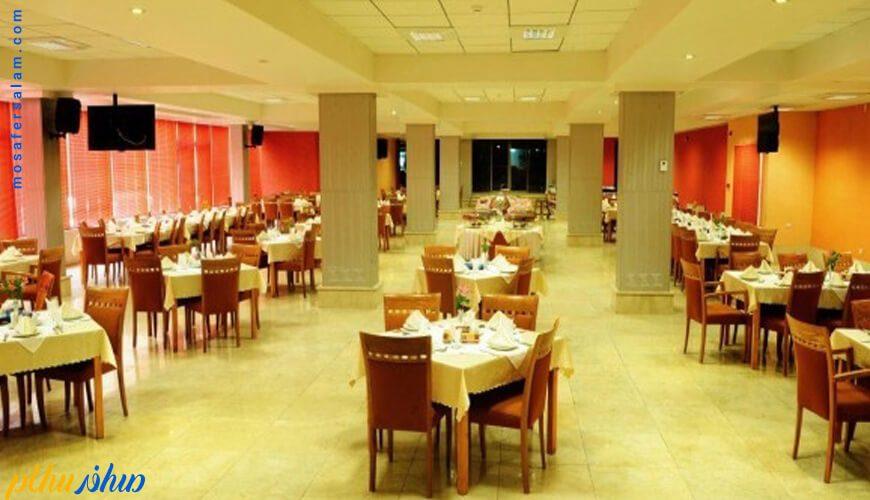رستوران هتل پیروزی اصفهان