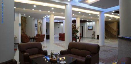 لابی هتل سارا کیش
