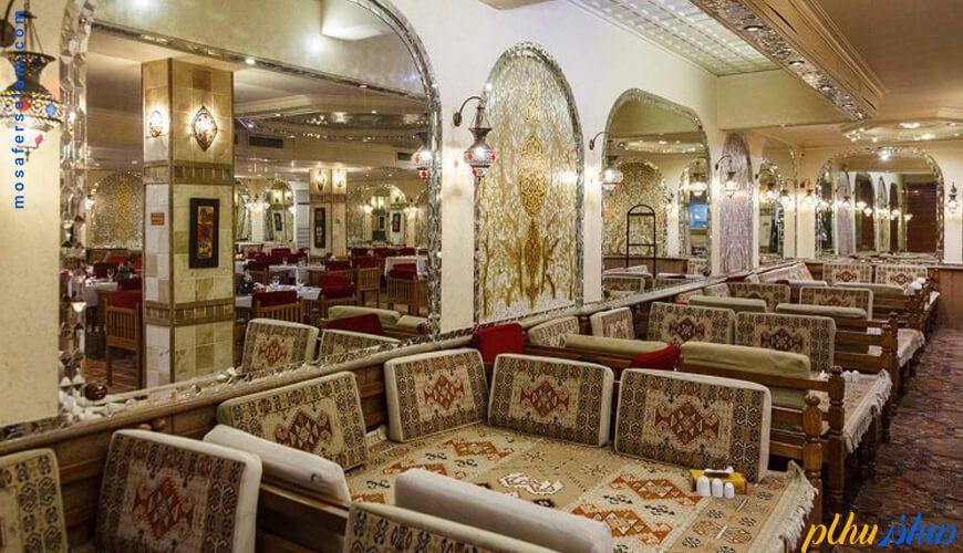 لمکده هتل ستاره اصفهان