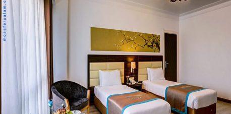 اتاق هتل شایگان کیش