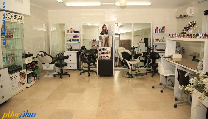 آرایشگاه هتل شایگان کیش